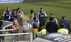 لاعبو بارما وسبال يرفضون خوض المباراة بسبب كورونا