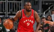 NBA: ميلووكي يحافظ على الصدارة بعد خسارته امام تورنتو ودنفر يعزز صدارته
