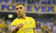 حمد الله يهدّد بفسخ عقده مع النصر السعودي