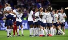 مدربة فرنسا تكشف عن شعور لاعبات الديوك خلال اللقاء امام البرازيل