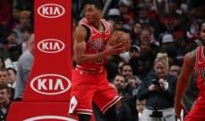NBA : ترايل بلايزرز يفوز على بولز و21 نقطة لشاكيل هاريسون