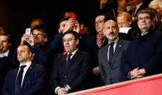 رئيس برشلونة السابق يطالب الإدارة الحالية بالرحيل فوراً