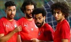 صلاح يدخل على خط ازمة زميله عمرو وردة