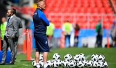 مدرب ايسلندا : هدفنا هو عبور دور المجموعات