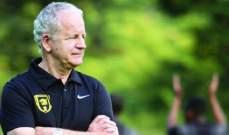 دافيدوفيتش يوجه رسالة الى لاعبي الاتحاد