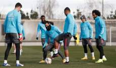 غيابات بالجملة في قائمة ريال مدريد لمواجهة الافيس