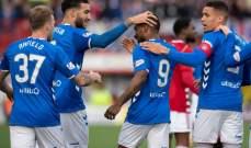 الدوري الاسكتلندي: انتصار سلتيك ورينجرز