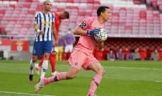 الدوري البرتغالي: تعادل مخيب بين بورتو وبنفيكا
