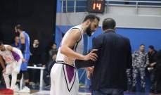 خاص: أفضل اللاعبين اللبنانيين والأجانب ومدرب الجولة السادسة عشر من الدوري اللبناني لكرة السلة
