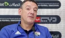 الظفرة الإماراتي يمدد عقد المدرب الصربي رازوفيتش