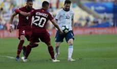 كوبا اميركا : الارجنتين تضرب موعدا مع البرازيل في نصف النهائي