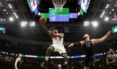 NBA: ميلووكي مستمر في الصدارة شرقياً ودنفر يعزز صدارته غربياً