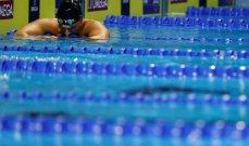 تبخّر حلم السباح الأميركي لوكتي بأولمبياد خامس