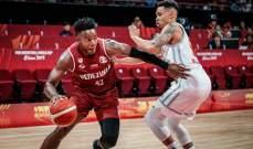 كأس العالم لكرة السلة: بولندا تتفوق على فنزويلا