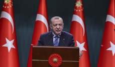 رئيس تركيا ينتقد الإتحاد الأوروبي لكرة القدم