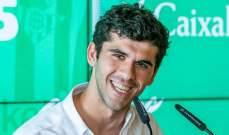 الينا عن امكانية انتقاله الى ريال مدريد:لا احد يعلم مستقبله في كرة القدم