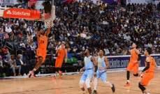 NBA: لاعبو العالم يتفوقون على اللاعبين الاميركيين بفارق 31 نقطة