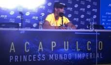 نادال يودع بطولة أكابولكو الدولية المفتوحة على يد كيريوس