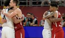 مونديال السلة 2019: الولايات المتحدة تنهي بأسوأ مركز في تاريخها