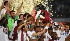 انفانتينو يهنئ قطر بالكأس والامارات بحسن الاستضافة