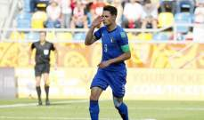 كأس العالم للشباب: ايطاليا الى نصف النهائي بالفوز على مالي