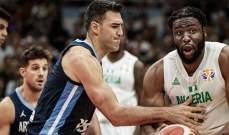 كأس العالم لكرة السلة: تونس تفوز على إيران والأرجنتين تتخطى نيجيريا