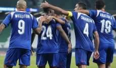 سيطرة اماراتية على تشكيلة الجولة الخامسة من دوري ابطال آسيا