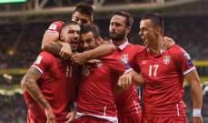 قائمة صربيا الأولية لمونديال روسيا 2018