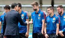 مكافاة مالية للمنتخب الاسباني في حال التتويج بكاس العالم 2018