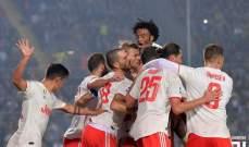 كوادرادو: انا سعيد بالفوز