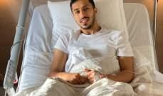 لاعب الشارقة يجري جراحة ناجحة في باريس
