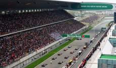 الفورمولا 1 ستخسر المال بسبب تاجيل سباق الصين
