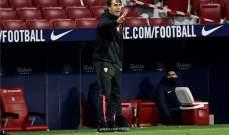 لوبيتيغي: اتينا الى مدريد للفوز