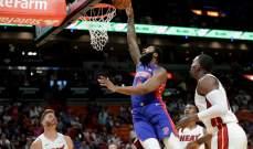 NBA: ليكرز يهزم صنز وناغتس يفوز على هوكس