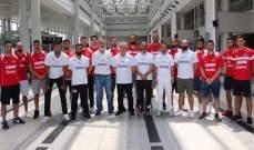بطولة البحرين الدولية: لبنان يفوز بسهولة على البحرين