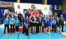 بطولة لبنان لفرق الناشئين في كرة الطاولة