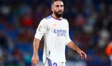 3 اصابات في الشوط الاول من لقاء ريال مدريد وفالنسيا