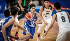 الفليبين تحجز البطاقة الثالث في نصف نهائي بطولة اسيا لكرة السلة تحت 16 عام