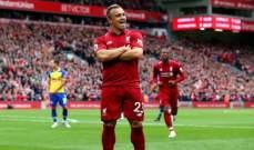 موناكو يريد شاكيري من بطل اوروبا