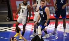 NBA: غزيزليز يهزم وايزاردز ومافريكس يتخطى سبيرز