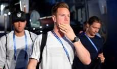 تير شتيغن : رحلتنا في كأس العالم وصلت إلى نهاية صعبة