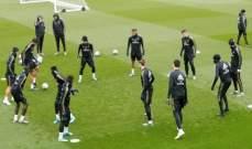 جماهير حاشدة في تدريبات ريال مدريد