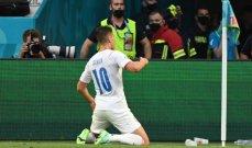 الكشف عن صاحب اجمل هدف في يورو 2020