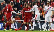 سوتون: سقطات صلاح قد تكلف ليفربول لقب الدوري الممتاز