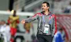 مدرب الدحيل : سنبذل قصارى جهدنا في كأس امير قطر