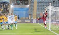 صافرة سعودية تقود مباراة الرجاء والاسماعيلي في البطولة العربية