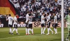 المانيا تُمطر شباك استونيا بثمانية وفوز ايطاليا على البوسنة وانتصار فرنسا وبلجيكا