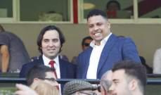الظاهرة رونالدو يشكر لاعبي بلد الوليد