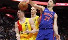NBA: كافاليرز يهزم ويزاردز وباكس يتفوق على بيستونز