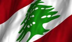 لبنان الـ91 عالمياً والسابع عربياً في التصنيف الرياضي الدولي